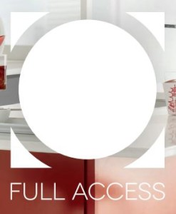 Full Access Logo Kitchen cabinets